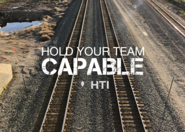 Stop Holding Your Team Accountable